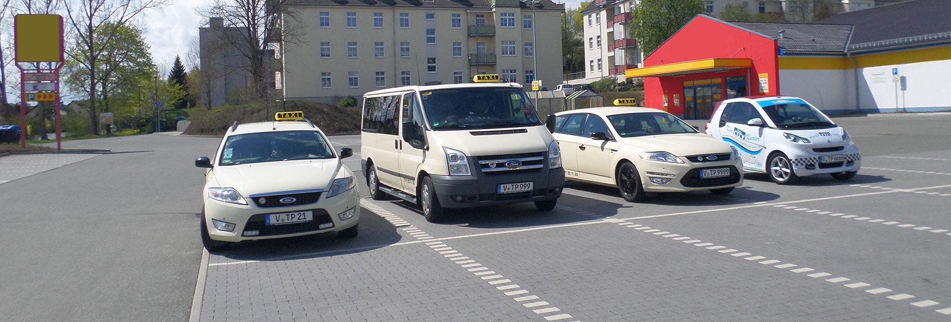 Taxiunternehmen Paul Groß